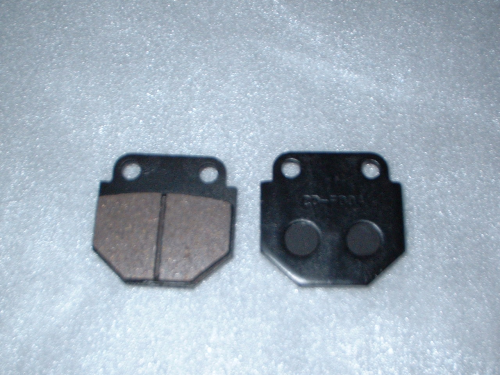 Brake Pads Front Fitment