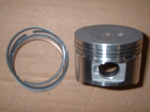 Piston and Rings Kit