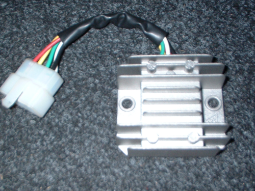 Regulator Rectifier