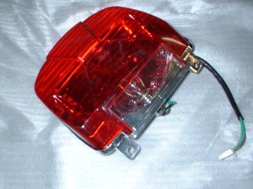 Taillight Complete Assy
