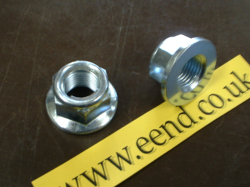Axle Lock Nut 12mm