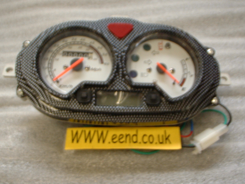 Dashboard Meter Assembly