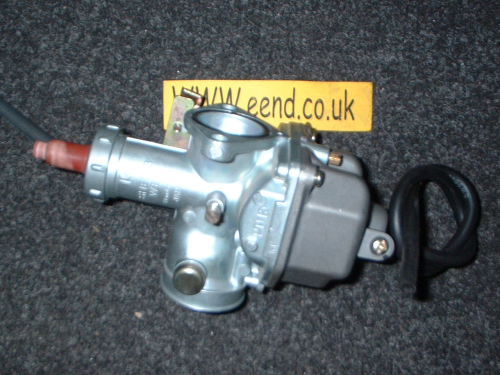 Carburetor Assembly (Without Pump) - eend.co.uk