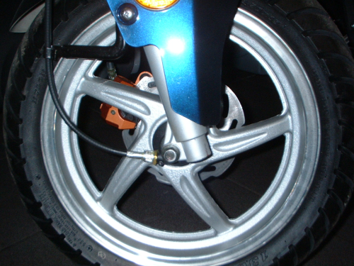Wheel Assembly Front