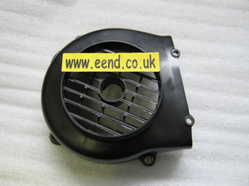 Fan Cover With Plug