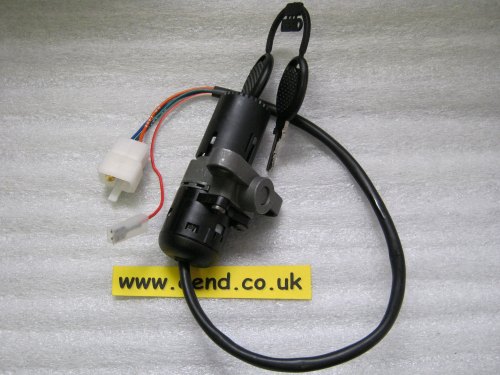 RS50 Main Switch Steering Lock