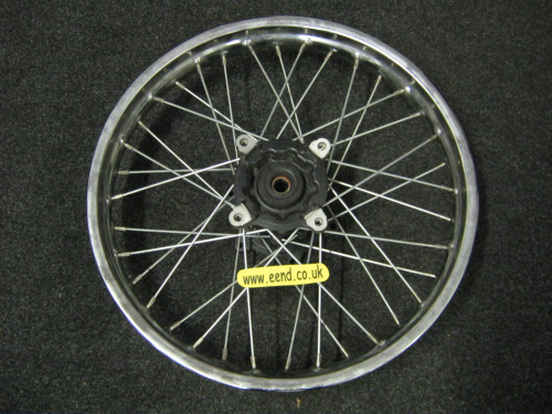 Wheel Assembly Rear VR125