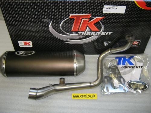 Turbokit Exhausts - eend co uk