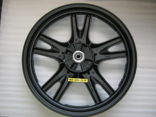 Wheel Complete Rear