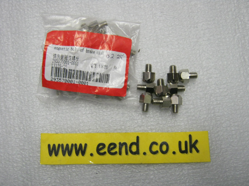 Speed Sensor Bolt (Magnetic)