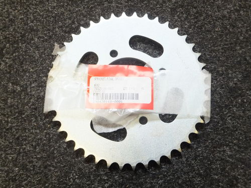 Sprocket Rear 42T